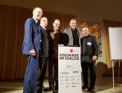 Visionäre im Dialog – Keynote von Martin Limbeck