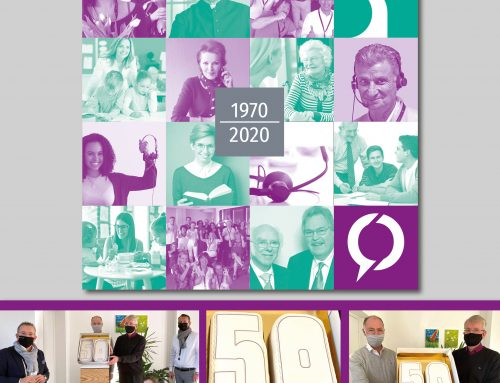 50 Jahre Bergmoser + Höller Verlag AG – einem starken Partner zum Jubiläum
